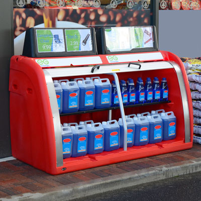 Orion™ Display- und Lagerbox