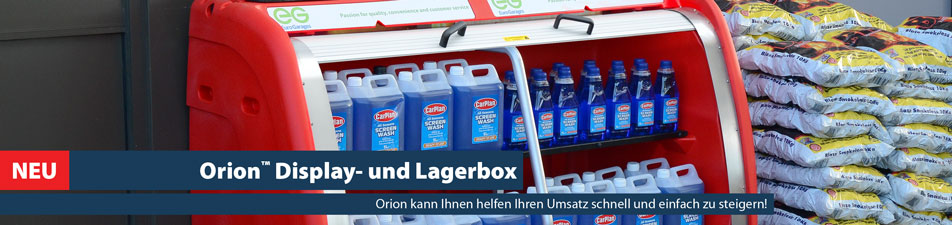 Orion - Display- und Lagerbox